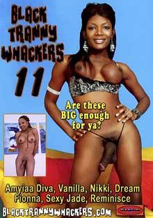 Black Tranny Whackers 11