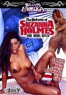 The Return Of Suzanna Holmes: One Hung Bitch