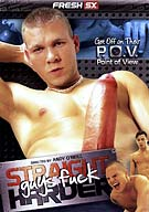 Following the huge success of Straight Guys Fuck, four straight guys fuck four more gay guys  and this time they fuck harder than ever! Twenty-three year old Matt Ritchie is the gay lad who gets paired up with hot Latin straight stud Leo Castro. In their interview Matt says he knows straight guys fuck well but Leo is nervous about the shoot.