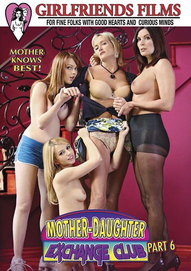 Mother-Daughter Exchange Club 6 cover