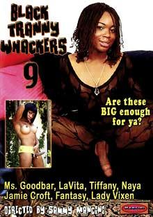 Black Tranny Whackers 9