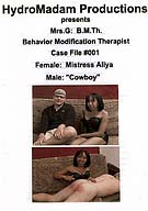 Mrs. G: Behavior Modification Therapist Case File 1