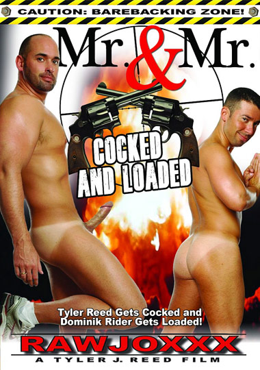 Mr and Mr Cocked and Loaded Cover Front