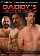 Daddy's Dick In Hand is Pantheon's fourth compilation of solo videos of your favorite mature models. This video includes 16 solos... 16 masculine men stroking their Daddy Dicks, and showing you how they like to get off. You'll feel like you've died and gone to Daddy Heaven!
