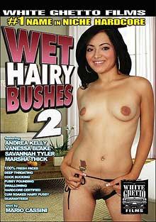 Wet Hairy Bushes 2