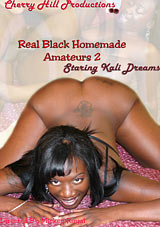 Adult Movies presents Real Black Homemade Amateurs 2