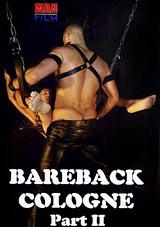 Bareback Cologne 2 Xvideo gay