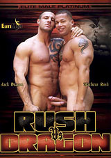 Jack Dragon is taking on Mathew Rush in this hot film. These guys were made to fuck don't miss them in action.