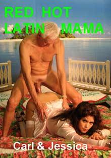Red Hot Latina Mama