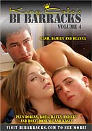 Bi Barracks is back with number 4!! The guys have never been hotter or more curious then they are now. Don't miss these bisexuals in action.