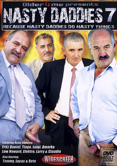 Nasty Daddies 7 cover