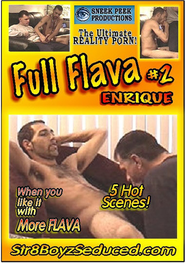 Full Flava 2: Enrique cover