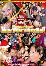 Drunk Sex Orgy: New Years Sex Ball