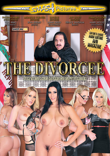 The Divorcee cover