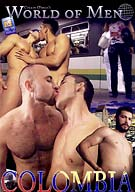 Andres Camilo and Jhomar: My gift to you is a blonde big dick Colombian and beefy hairy Colombian. Boyfriends again! Well, ex-boyfriends. Andres and Jhomar thought that doing this scene might get them back together again from a recent split, but 24 hours later they had finalized the break up, but you can't tell by this scene! When I get boyfriends I never know what they are going to do. Initially I thought Andres was going to be the big hot top, and he was doing a very good job. But then I heard the guys mumbling a bit and there you go, they flipped around! Andres put his big hot ass in the air and Jhomar whipped out his big uncut dick and went after Andres' big ass, nice!