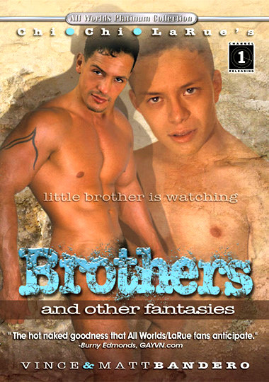 Brothers & Other Fantasies Cover Front