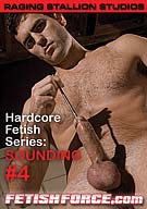 Chris Ward's Sounding #4 is the latest addition to the Hardcore Fetish Series. This is the newest line of Raging Stallion movies and it contains hardcore stuff that is going to freak out even the most jaded porn viewer. This is not for the faint of heart!