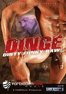 Forbidden Funk Media reaches in the porn vault and pulls out Dinge, our first interracial release! Inspired by the look and the feel of old school XXX, Dinge follows a day in the life of Lance Longwood owner of Dinge Away, the handiest men in town.