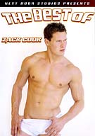 The Best of Zack Cook! This hot action packed DVD features 6 of the hottest and sexiest scenes that this chiseled from granite stud has done. See him perform with super stars Cody Cummings, TommyD, as well as solo, action, three way, and bi sexual scenes that will satisfy even deepest sexual fantasies.
