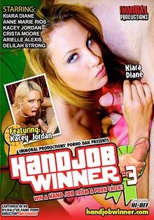 Hetero Handjob : Handjob Winner 3!