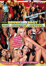 Drunk Sex Orgy: The Raunch Auction