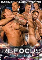 Focus / ReFocus is the single most ambitious project ever filmed by a Gay Porn Studio. Lavish sets, a massive cast of drop-dead gorgeous studs, a directing team that has accumulated more awards than any in history, innovative modern camera work, and a story as compelling as a Hollywood Blockbusterthese are just some of the elements that make Raging Stallion's five-disc movie the MUST SEE sex film of the year.