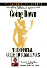 Going Down: The Official Guide To Cunnilingus