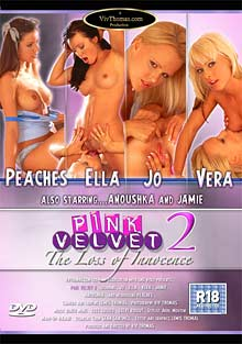 Pink Velvet 2