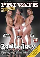 3 Gals And 1 Guy