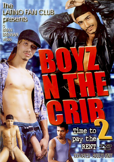 Boyz n the Crib 2 Time to Pay the Rent Cover Front