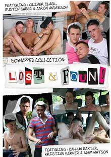 Boynapped Collection: Lost And Found