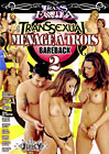 Transsexual Menage A Trois Bareback 2