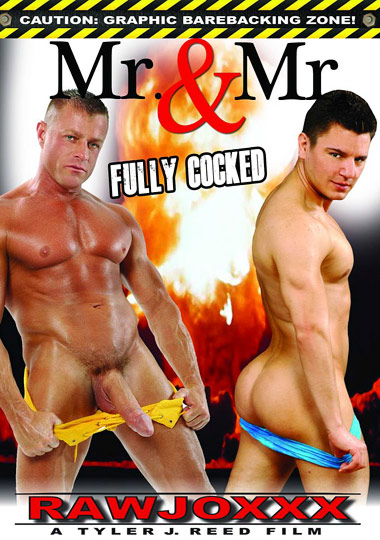 Mr. & Mr. Fully Cocked Cover Front