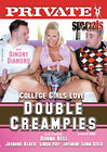 College Girls Love Double Creampies
