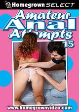 Amateur Anal Attempts 15