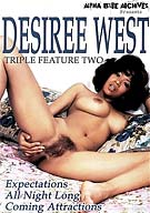 Desiree West Triple Feature 2: All Night Long