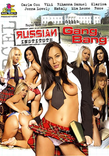 Russian Institute Lesson 13: Gang Bang