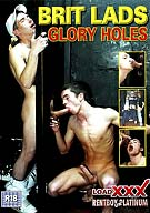 Hormone charged Brit boys get together in four scenes of sleazy glory hole encounters in Brit Lads Glory Holes.