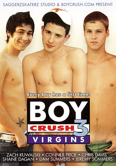 Boy Crush Virgins 3 cover