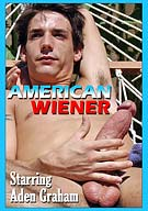 Four scenes featuring straight hung Aden Graham. Aden shows off his massive thick dick in a variety of settings including jacking off outdoors, naked on a trampoline, fucking a rubber pussy, a pillow fight & blowjob with a guy in the dorm, and his first time ever blowing another dude, complete with 69 action.