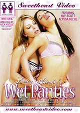 Lesbian Adventures: Wet Panties