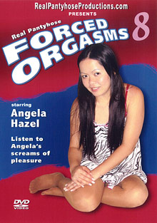 Real Pantyhose Forced Orgasms 8