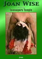 Teenagers Tangle