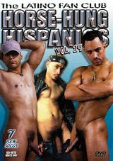 Horse Hung Hispanics 19