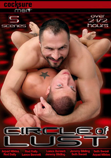 Circle of Lust 1 Cover Front