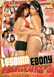 Lesbian Ebony Amateurs 3