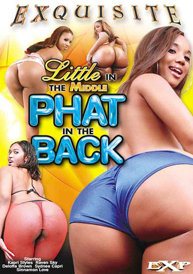 Little In The Middle Phat In The Back cover
