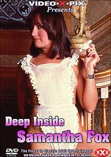 Deep Inside Samantha Fox