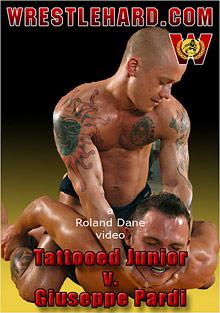 Tattooed Junior V. Giuseppe Pardi