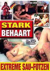 Stark Behaart Extreme Sau-Fotzen